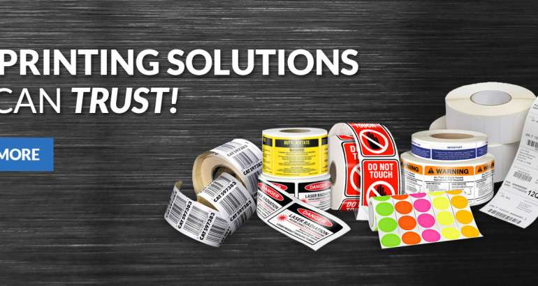 Roll Form Self Adhesive Labels