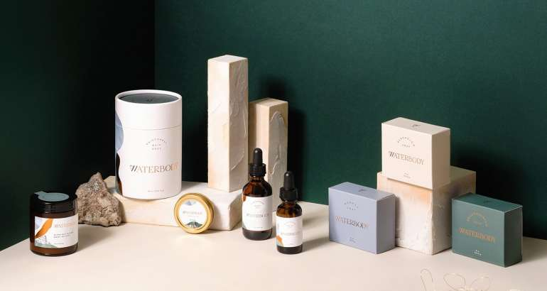 Beautiful Cosmetic Packaging is a Charm for Women